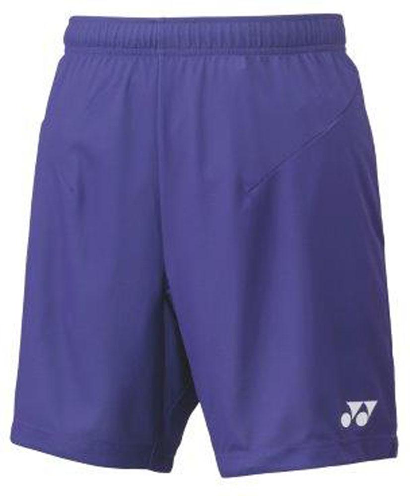 Yonex 注文後の変更キャンセル返品 ヨネックス テニス ゲームシャツ パンツ P最大10倍 10日から11日2時 ヨネックステニスメンズニットハーフパンツ15100751 ディープパープル 爆買いセール