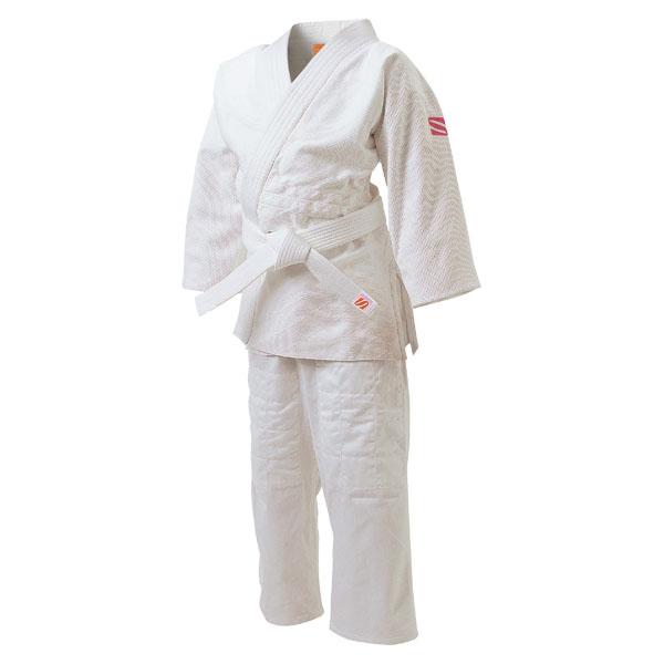 KUSAKURA(クザクラ)格闘技女子用一重織柔道衣(背継仕上)JSL25