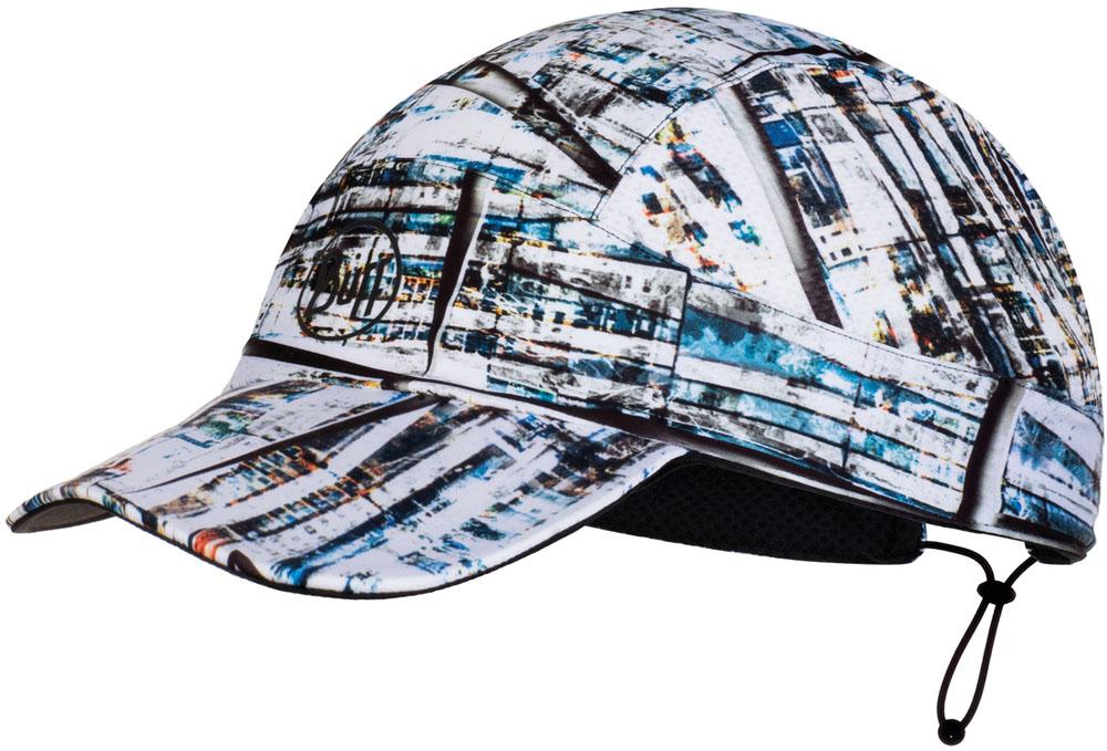Buff(バフ)カジュアルBUFF バフ 帽子 キャップ ランニング PACK RUN CAP R-O-2 MULTI356666