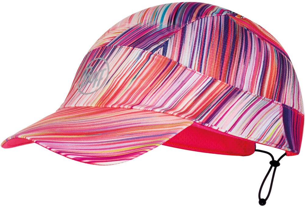 Buff(バフ)カジュアルBUFF バフ 帽子 キャップ ランニング PACK RUN CAP R-JAYLA ROSE PINK356680