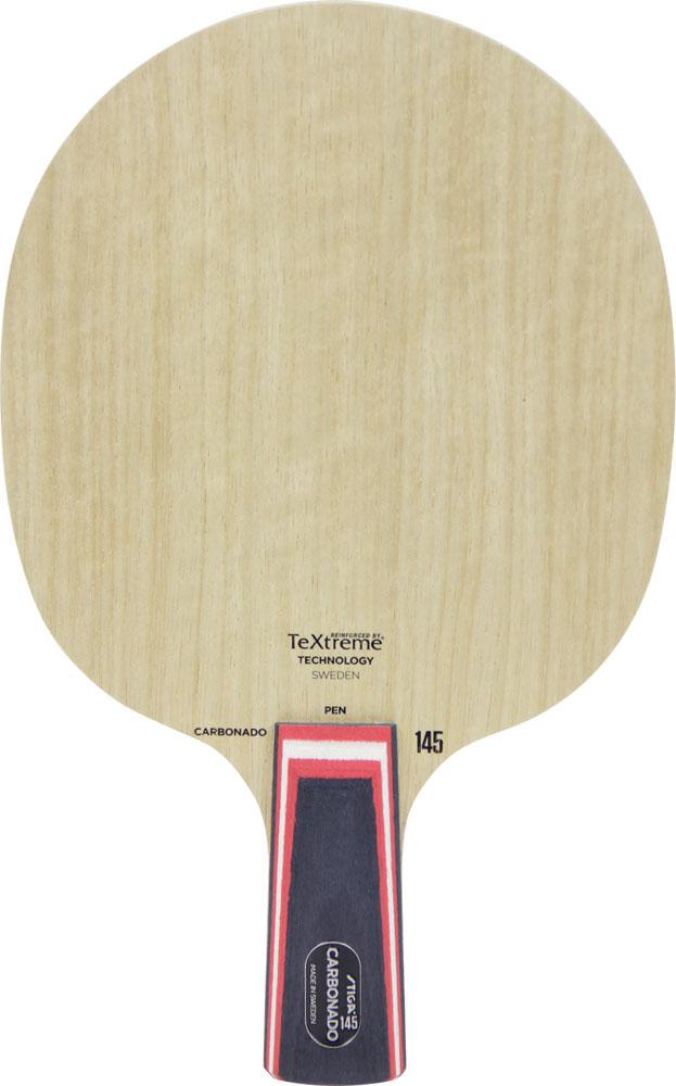 STIGA(スティガ)卓球中国式ラケット CARBONADE 145 PENHOLDER(カーボネード 145 ペンホルダー)106565