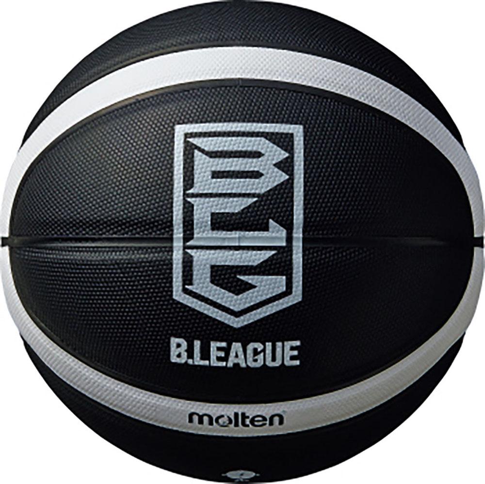 NEW ARRIVAL 全店販売中 モルテン Molten バスケット ボール ブラック×ホワイトB7B3500KW Moltenバスケットバスケットボール7号球 Bリーグバスケットボール