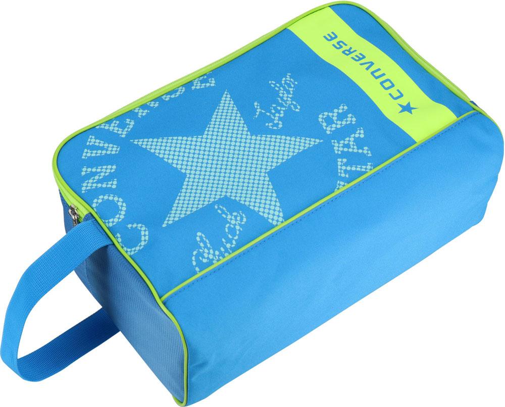 CONVERSE コンバース ケース 返品送料無料 全商品オープニング価格 コンバースシューズケースC19520972300 ブルー