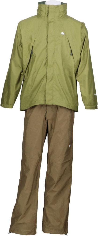 Canadian East(カナディアンイースト)アウトドアRain Wear Men's [レインウェア メンズセット] (上下セット) CEW7011SCEW7011SOLDBE
