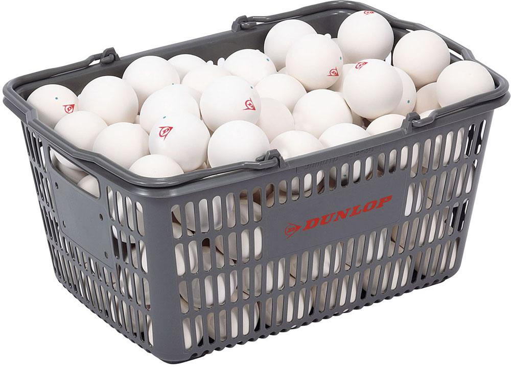 DUNLOP(ダンロップテニス)テニスDUNLOP ダンロップ ソフトテニスボール公認球 10ダース入りバスケットDSTB2CS120