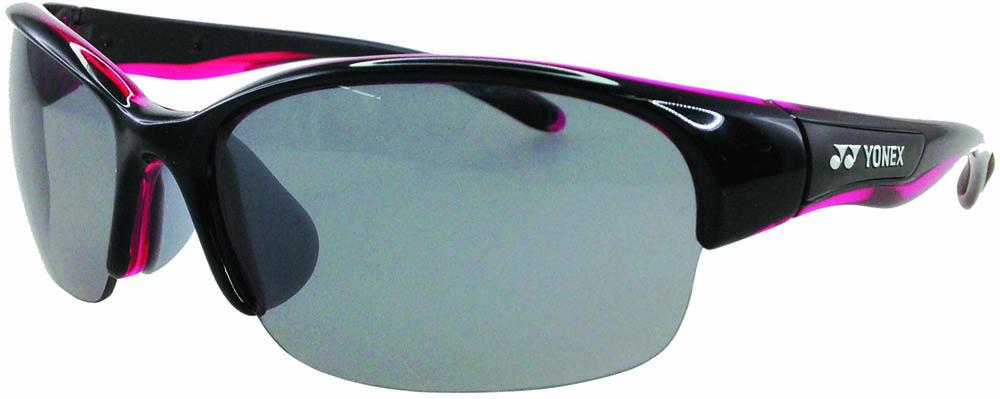 新商品!新型 Yonex 期間限定お試し価格 ヨネックス テニス ゴーグル サングラス ブラック テニス用AC397181 テニススポーツグラス 男女兼用 ジュニア ピンク