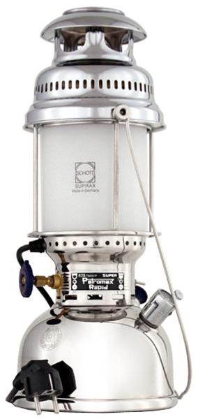 Petromax(ペトロマックス)アウトドアエレクトロ ニッケル12508