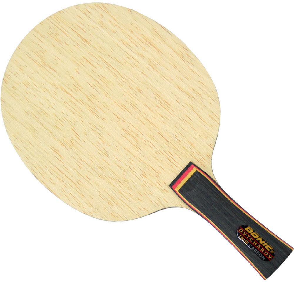 DONIC(ドニック)卓球ラケットシェークラケット Ovtcharov トゥルーカーボン FL(オフチャロフ トゥルーカーボン フレア)BL145FL