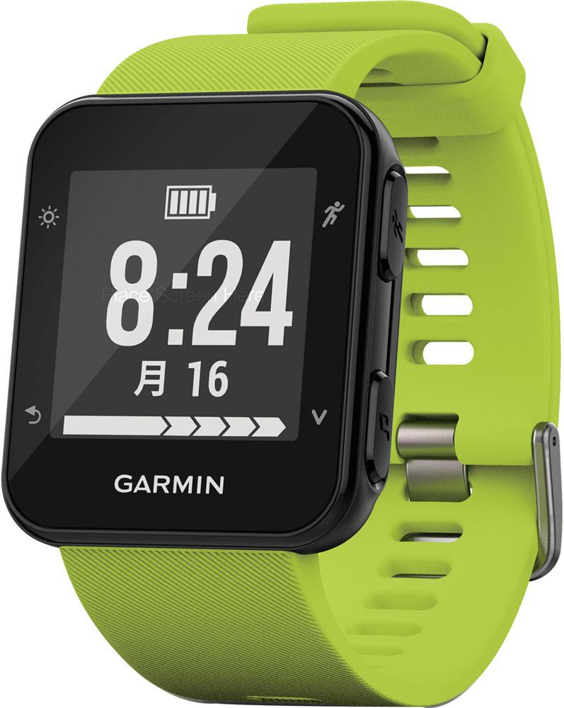 GARMIN(ガーミン)アウトドアForeAthlete35J LimeGreen (フォアアスリート35ジェイライムグリーン)【日本正規品】 168939168939