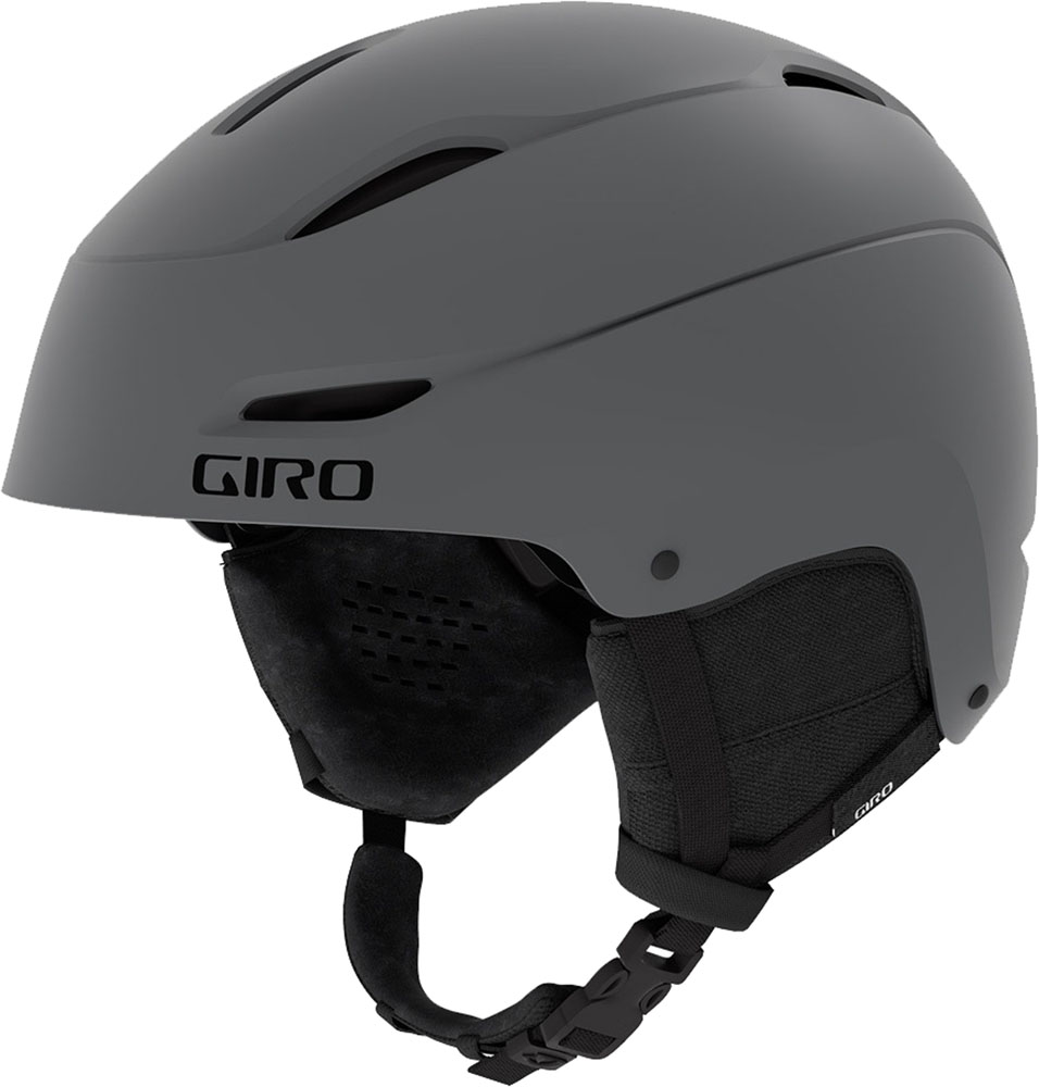 GIRO(ジロ)スキースキー ヘルメット Ratio_(_レシオ_)_マットチタニウム Mサイズ7082591