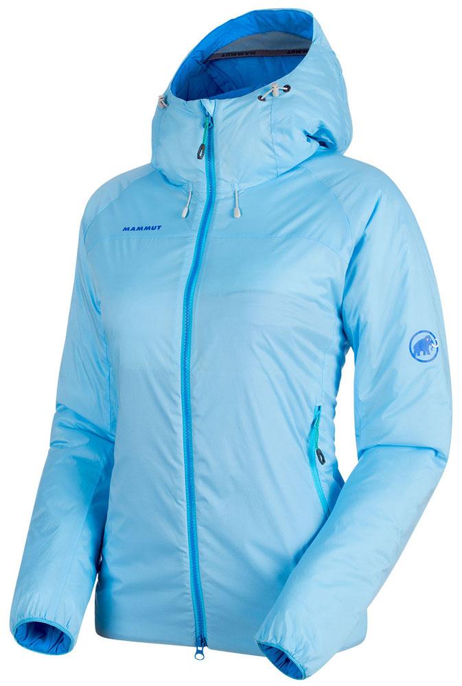 MAMMUT(マムート)アウトドアRime IN Flex Hooded Jacket AF Women101300760