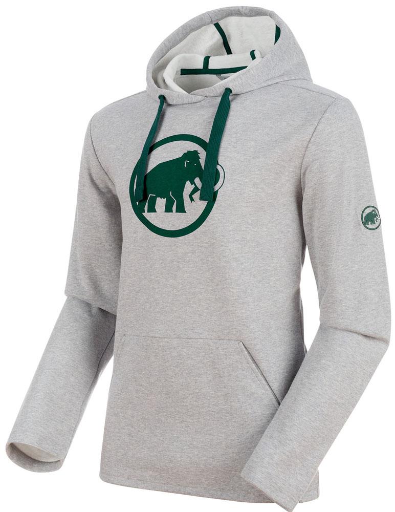 MAMMUT(マムート)アウトドアゲームシャツ・パンツMammut Logo ML Hoody Men101401381ASTONE GREY M