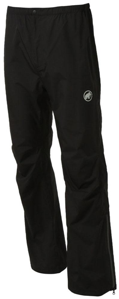 MAMMUT(マムート)アウトドアウインドウェアエアロスピードパンツ(ユニセックス) [AEROSPEED Pants] 1020-12410102012410ブラック