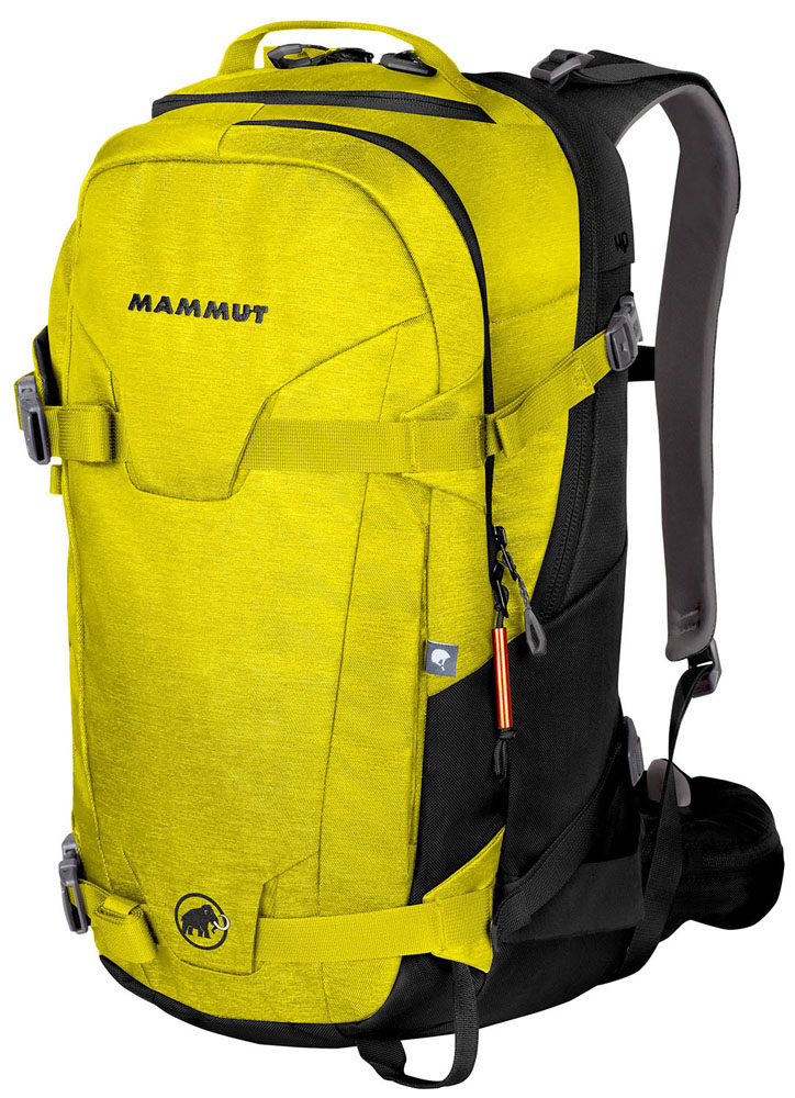 MAMMUT(マムート)アウトドアバッグNIRVANA RIDE 30L251003720BPHANTOM-CITR