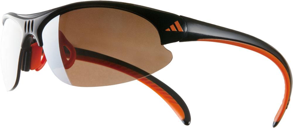 adidas(アディダス)ゴルフゴーグル・サングラスアディダスサングラス A124 ブラックオレンジ(ゴルフ)A124016070