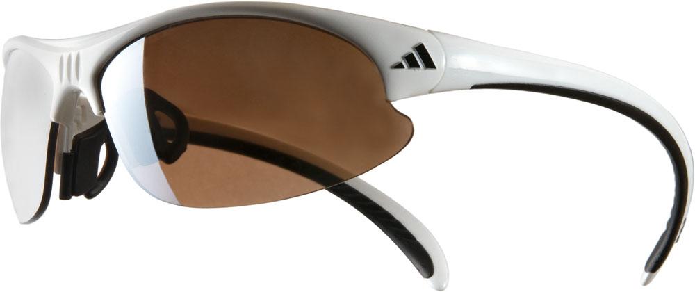 adidas(アディダス)ゴルフゴーグル・サングラスアディダスサングラス A124 ホワイトブラック(ゴルフ)A124016076