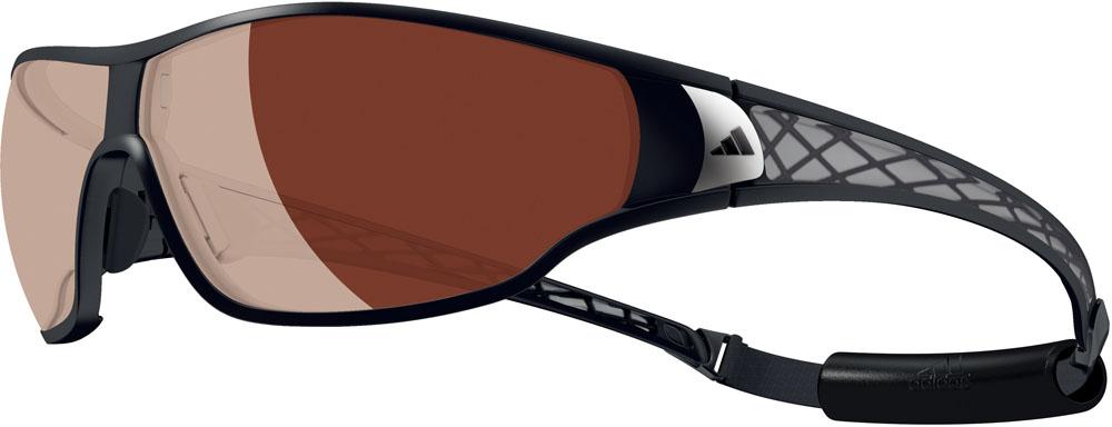 adidas(アディダス)マルチSPゴーグル・サングラスtycana pro S 偏光レンズ マットブラックグレイA190016050