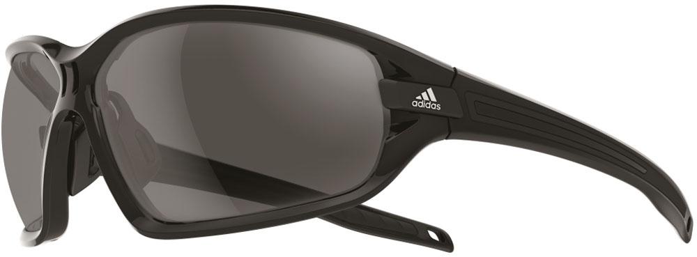 adidas(アディダス)マルチSPゴーグル・サングラスサイクル サングラス evil eye evo Sサイズ シャイニーブラック×グレイA419016058