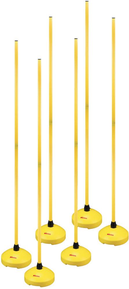 ミカサ(MIKASA)マルチSPトレーニングポール 6本セットTH6