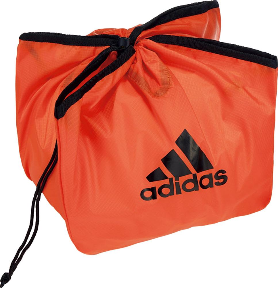 adidas(アディダス)サッカーアディダス 新型ボールネット オレンジABN01OR