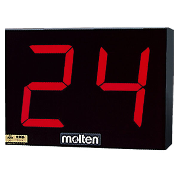 モルテン(Molten)バスケット器具・備品ショットクロックUX0040