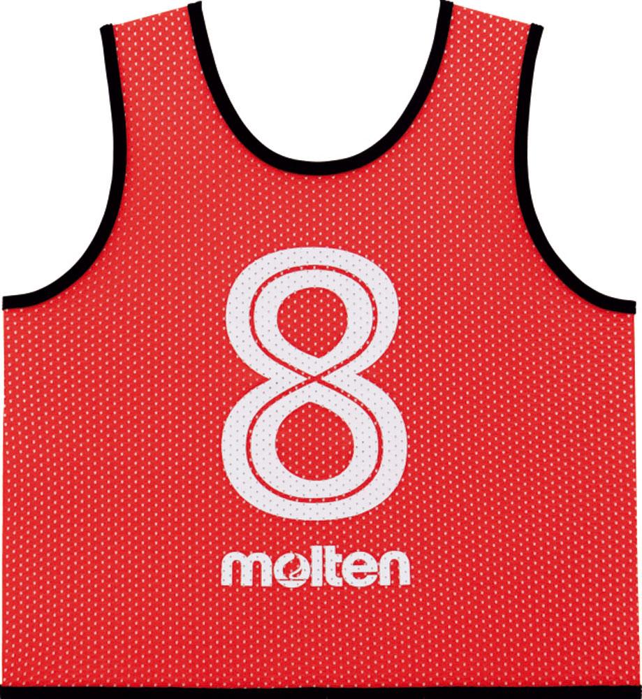 特価 レッドGS0112Rモルテン(Molten)マルチSPウェアその他ゲームベスト GVジュニア10枚セット レッドGS0112R, ミヤコジマク:a5ee94d5 --- necronero.forumfamilly.com