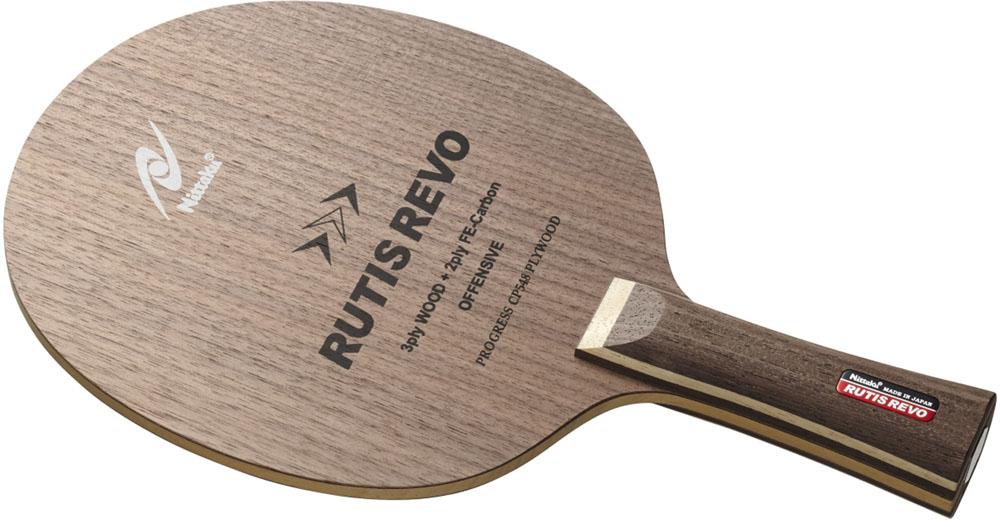 ニッタク(Nittaku)卓球ラケット(卓球 シェークラケット) ルーティスレポFLNC0430