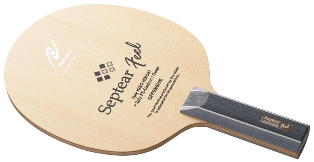 ニッタク(Nittaku)卓球ラケットシェークラケット セプティアーフィール STNC0441