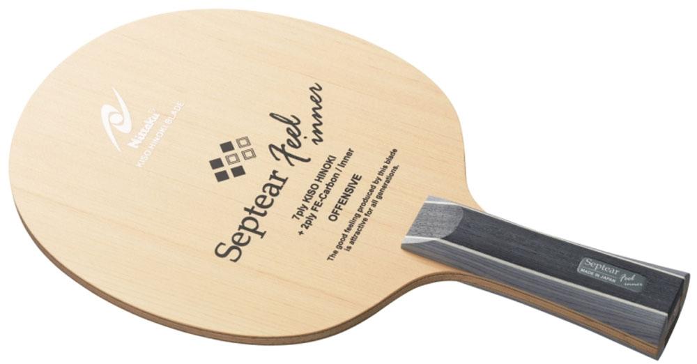 ニッタク(Nittaku)卓球ラケットシェークラケット セプティアーフィールインナー FLNC0444