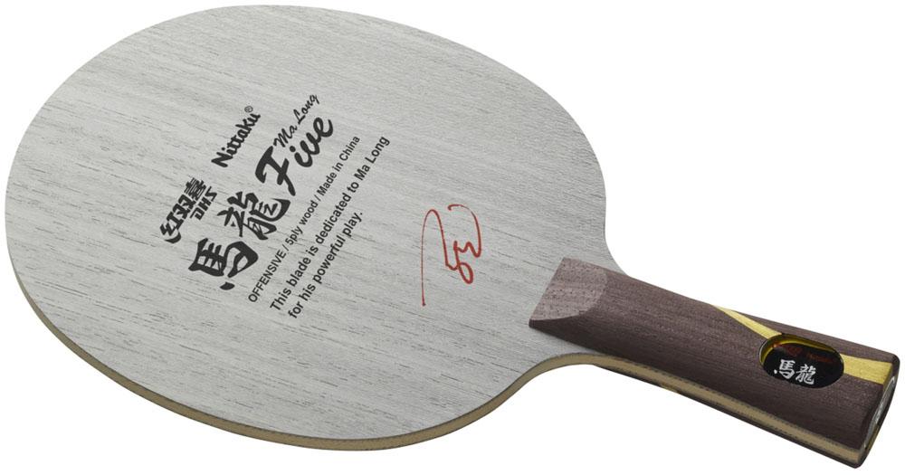 ニッタク(Nittaku)卓球ラケット【卓球 シェークラケット】 馬龍5 FL(LGタイプ)NE6154