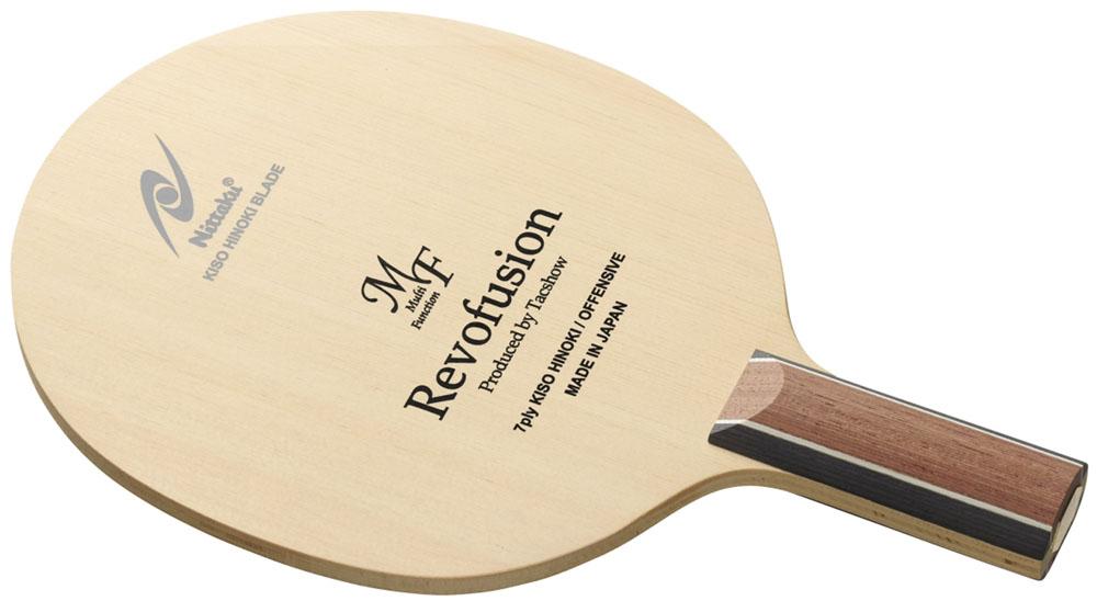 ニッタク(Nittaku)卓球ラケット【卓球 中国式ペンラケット】 レボフュージョン MF 中国式ペンNE6409