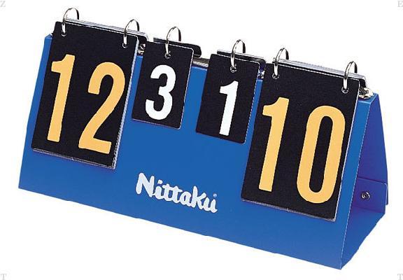 ニッタク(Nittaku)卓球ミニカラーカウンター11NT3714