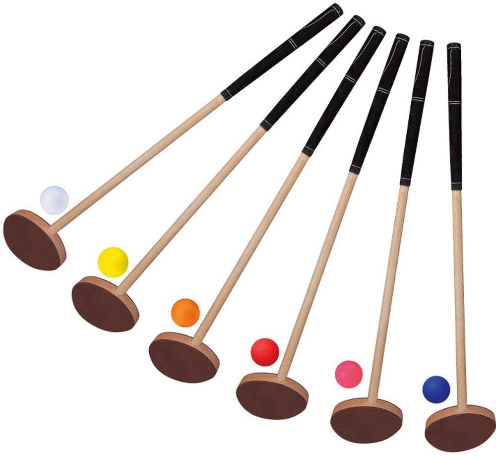 ニチヨー(NICHIYO)Gゴルフゴルフクラブクラブ普及セット 6本セットGK6SD