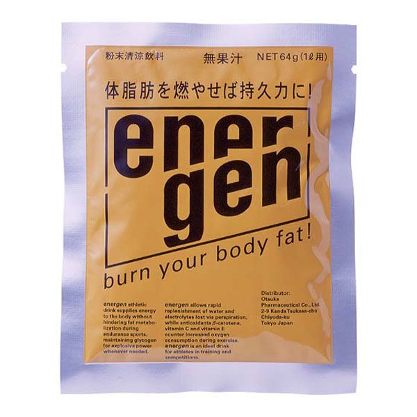 エネルゲン ボディケア スポーツ飲料 エネルゲンエネルゲン粉末 大規模セール 1L メーカー公式ショップ 25472547 64gx25袋 用