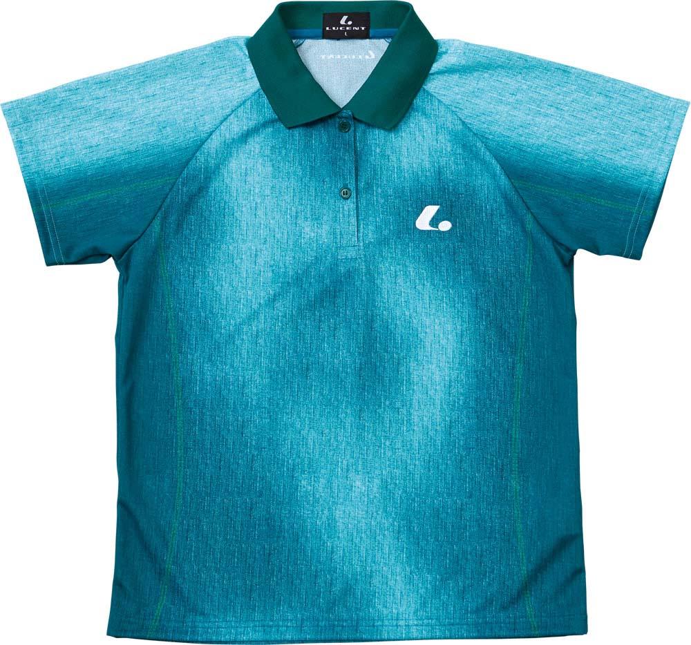 LUCENT(ルーセント)テニスLADIES_ゲームシャツ_XLP4745XLP4745