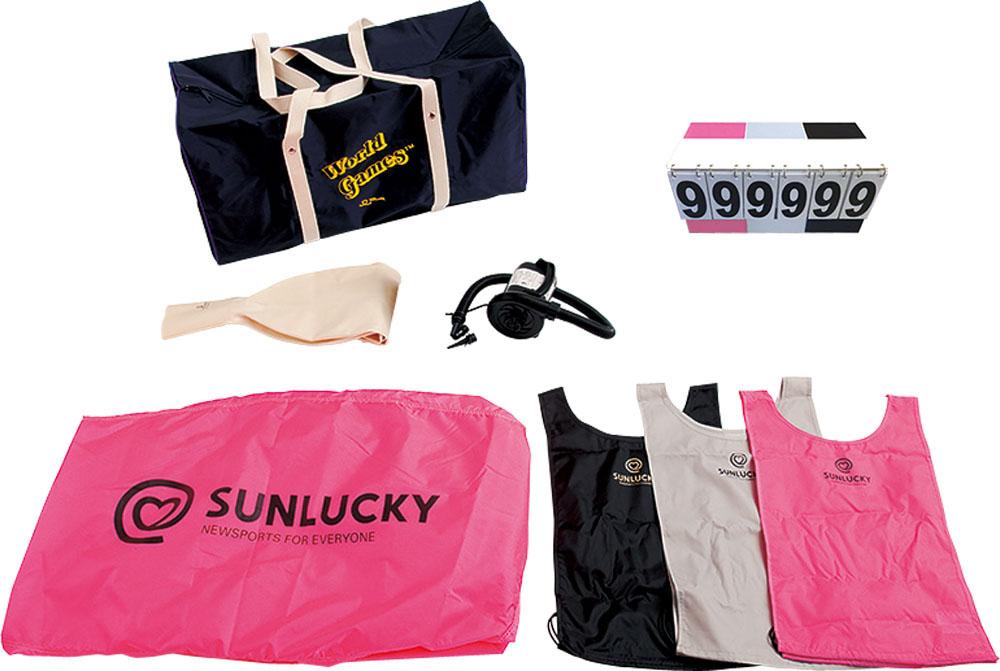 サンラッキー(Sunlucky)リクレションキンボール コンペセット_KINXP2KINXP2