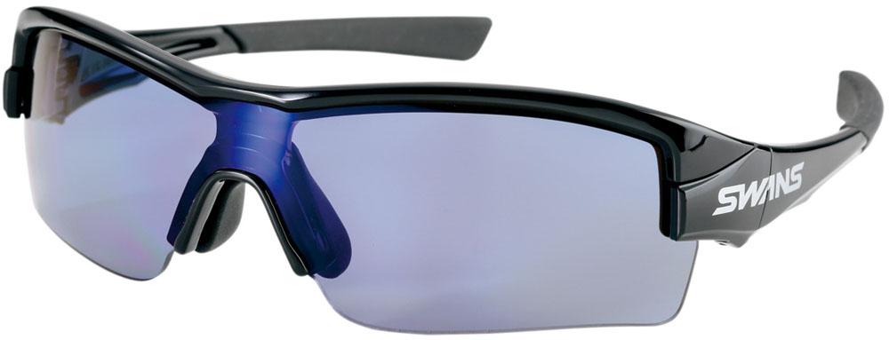 SWANS(スワンズ)マルチSPゴーグル・サングラスSTRIX・H ( 偏光レンズ ) ブラック×アイスブルーSTRIXH0167BK