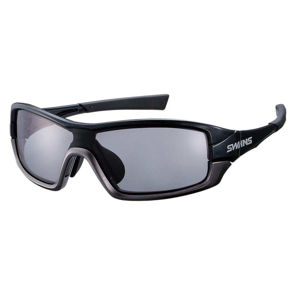SWANS(スワンズ)マルチSPゴーグル・サングラスSTRIX・I - P 偏光レンズSTRIXI0151BK/GM