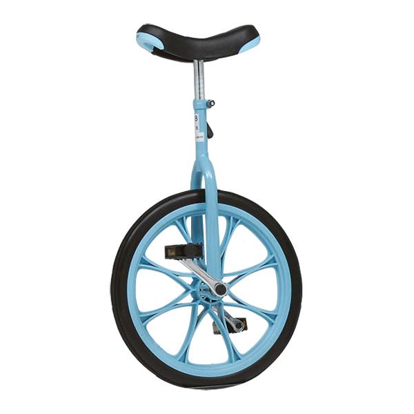 トーエイライト学校体育器具器具・備品ノーパンク一輪車16(青)T1161B