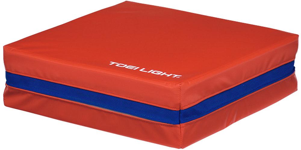 トーエイライト学校体育器具器具・備品ジャンプ&スプリングマット3 赤T1877R