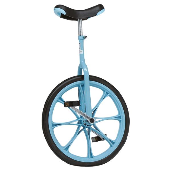 トーエイライト学校体育器具自転車ノーパンク一輪車20(青)T2498B