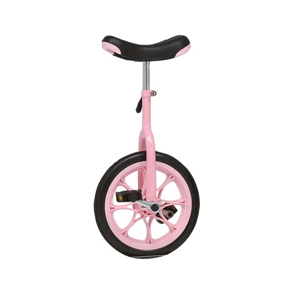 トーエイライト学校体育器具自転車ノーパンク一輪車14(ピンク)T2664P