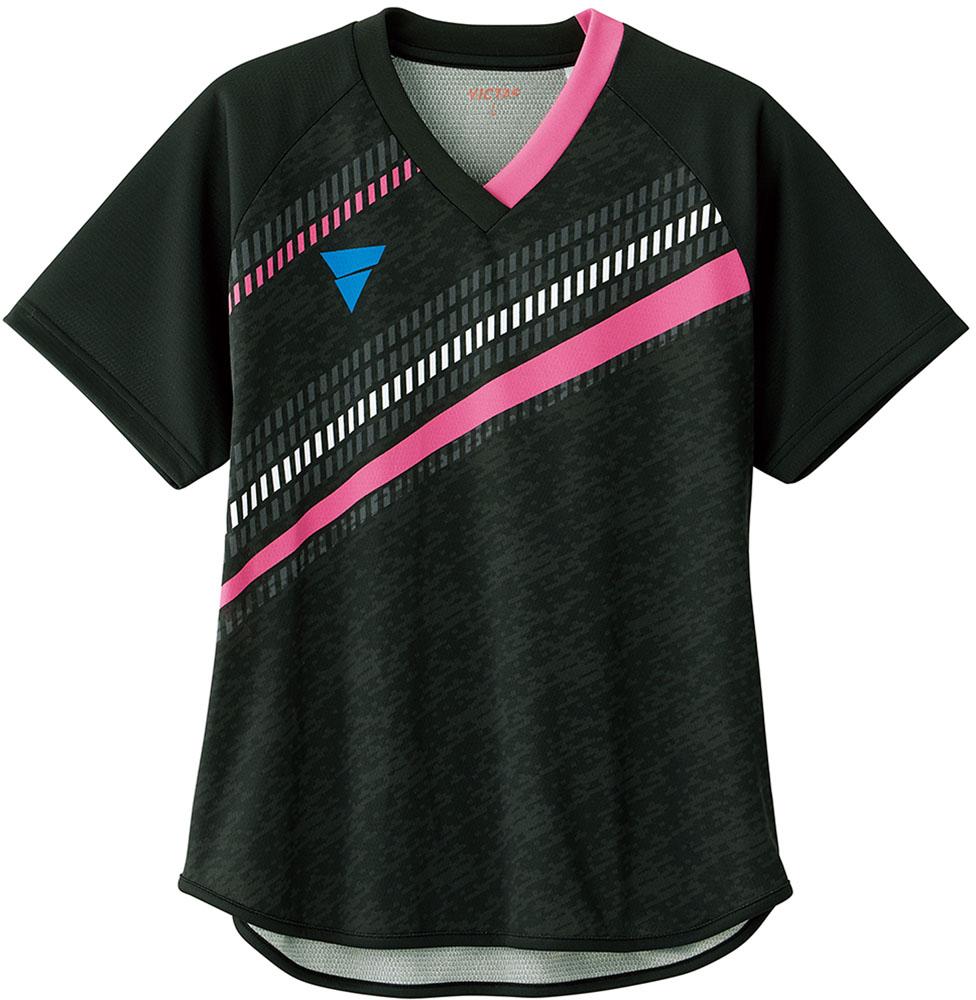 VICTAS(ヴィクタス)卓球レディース ゲームシャツ V-LGS802031475