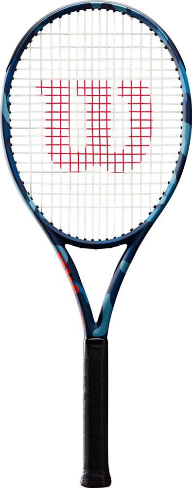 Wilson(ウイルソン)テニスラケットテニスラケット ULTRA 100L CAMO G2WRT7411202