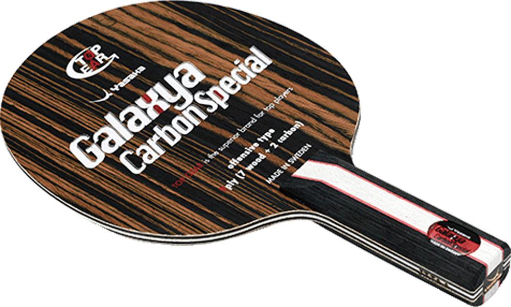 ヤサカ(Yasaka)卓球ラケットギャラクシャカーボンスペシャル STR (卓球ラケット)TG91