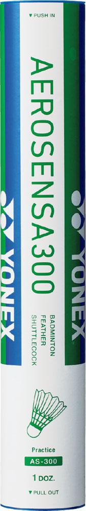 Yonex(ヨネックス)バドミントンシャトルコック水鳥シャトル エアロセンサ300 AS‐300AS300