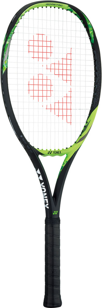 Yonex(ヨネックス)テニスラケット(硬式テニス用ラケット(フレームのみ)) Eゾーン 100(SONY製スマートテニスセンサー対応)17EZ100ライムグリーン
