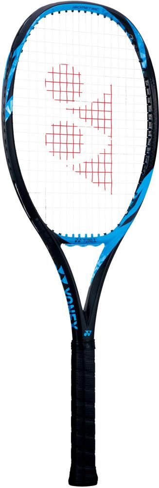 Yonex(ヨネックス)テニスラケット(硬式テニス用ラケット(フレームのみ)) Eゾーン 100(SONY製スマートテニスセンサー対応)17EZ100ブライトブルー