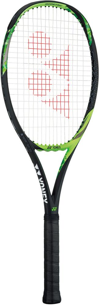 Yonex(ヨネックス)テニスラケット(硬式テニス用ラケット(フレームのみ)) Eゾーン 98(SONY製スマートテニスセンサー対応)17EZ98ライムグリーン