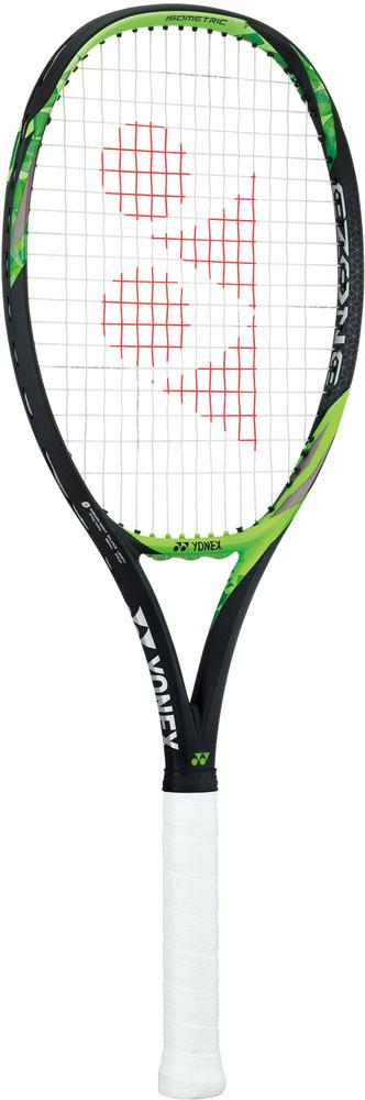 Yonex(ヨネックス)テニスラケット(硬式テニス用ラケット(フレームのみ)) Eゾーン ライト(SONY製スマートテニスセンサー対応)17EZLライムグリーン